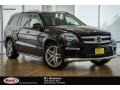 Obsidian Black Metallic 2016 Mercedes-Benz GL 550 4Matic