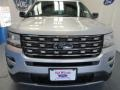 2016 Ingot Silver Metallic Ford Explorer XLT  photo #2