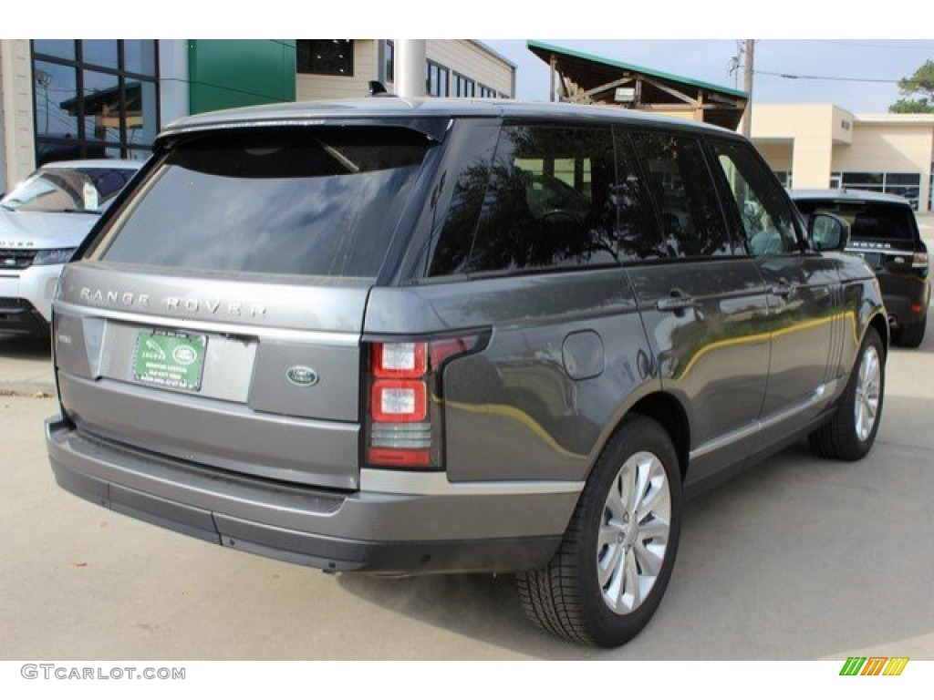 2016 Range Rover Grey New Car Release Date And Review