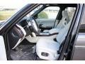2016 Land Rover Range Rover Ebony/Cirrus Interior Front Seat Photo