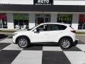 2015 Crystal White Pearl Mica Mazda CX-5 Grand Touring #109411865