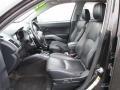 Black 2007 Mitsubishi Outlander Interiors