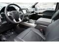 Black Prime Interior Photo for 2016 Ford F150 #109448700