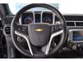 Black Steering Wheel Photo for 2014 Chevrolet Camaro #109449180