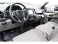 Medium Earth Gray Prime Interior Photo for 2016 Ford F150 #109449978