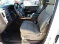 2016 Summit White Chevrolet Silverado 1500 LTZ Crew Cab 4x4  photo #8