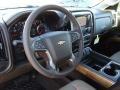 2016 Summit White Chevrolet Silverado 1500 LTZ Crew Cab 4x4  photo #23