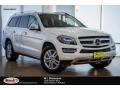 Polar White 2016 Mercedes-Benz GL 350 BlueTEC 4Matic