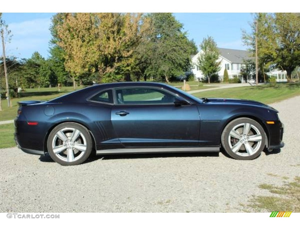 2013 blue ray metallic chevrolet camaro zl1 109481523. Black Bedroom Furniture Sets. Home Design Ideas