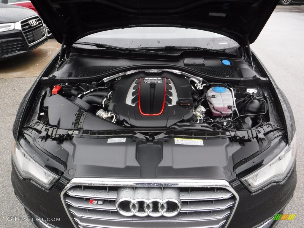 2013 audi s6 4 0 tfsi quattro sedan engine photos. Black Bedroom Furniture Sets. Home Design Ideas