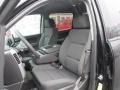 Jet Black Interior Photo for 2016 Chevrolet Silverado 1500 #109489118