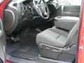 2009 Victory Red Chevrolet Silverado 1500 LT Crew Cab 4x4  photo #5