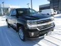 Black 2016 Chevrolet Silverado 1500 High Country Crew Cab 4x4