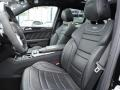 Front Seat of 2014 ML 63 AMG
