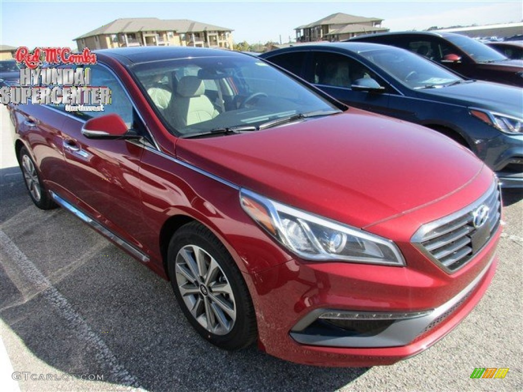 2016 venetian red hyundai sonata limited 109503694 car color galleries. Black Bedroom Furniture Sets. Home Design Ideas