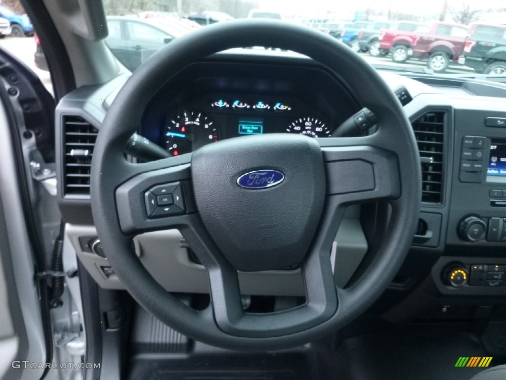 2015 Ford F 150 Regular Cab >> 2016 Ford F150 XL Regular Cab Steering Wheel Photos ...