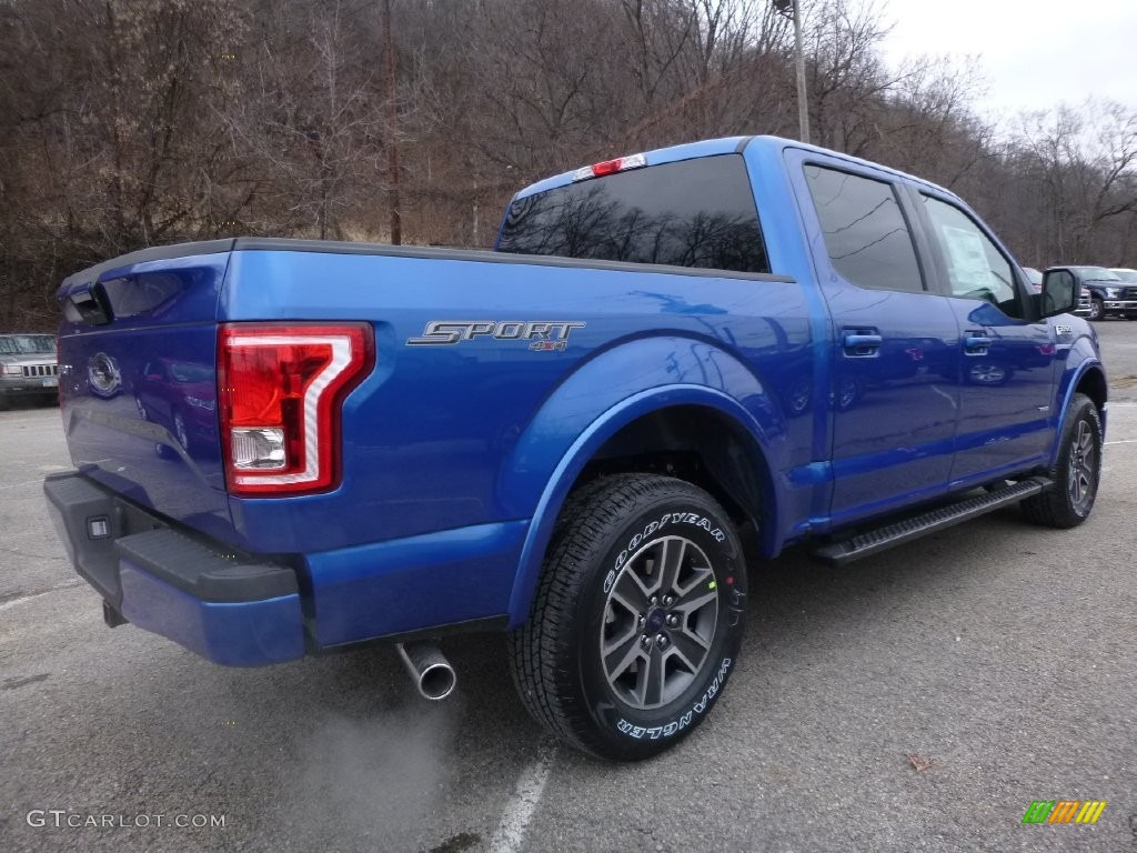 2016 blue flame ford f150 xlt supercrew 4x4 109503776 photo 2 car color galleries. Black Bedroom Furniture Sets. Home Design Ideas