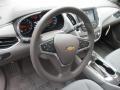 Dark Atmosphere/Medium Ash Gray 2016 Chevrolet Malibu LT Steering Wheel