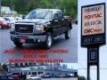 Carbon Black Metallic 2009 GMC Sierra 1500 Gallery