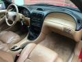 1997 Ford Mustang Saddle Interior Dashboard Photo