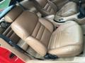 1997 Ford Mustang Saddle Interior Front Seat Photo