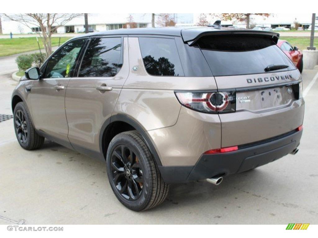 Discovery Sport Land Rover >> Kaikoura Stone Metallic 2016 Land Rover Discovery Sport ...