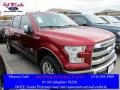 Ruby Red - F150 King Ranch SuperCrew 4x4 Photo No. 1