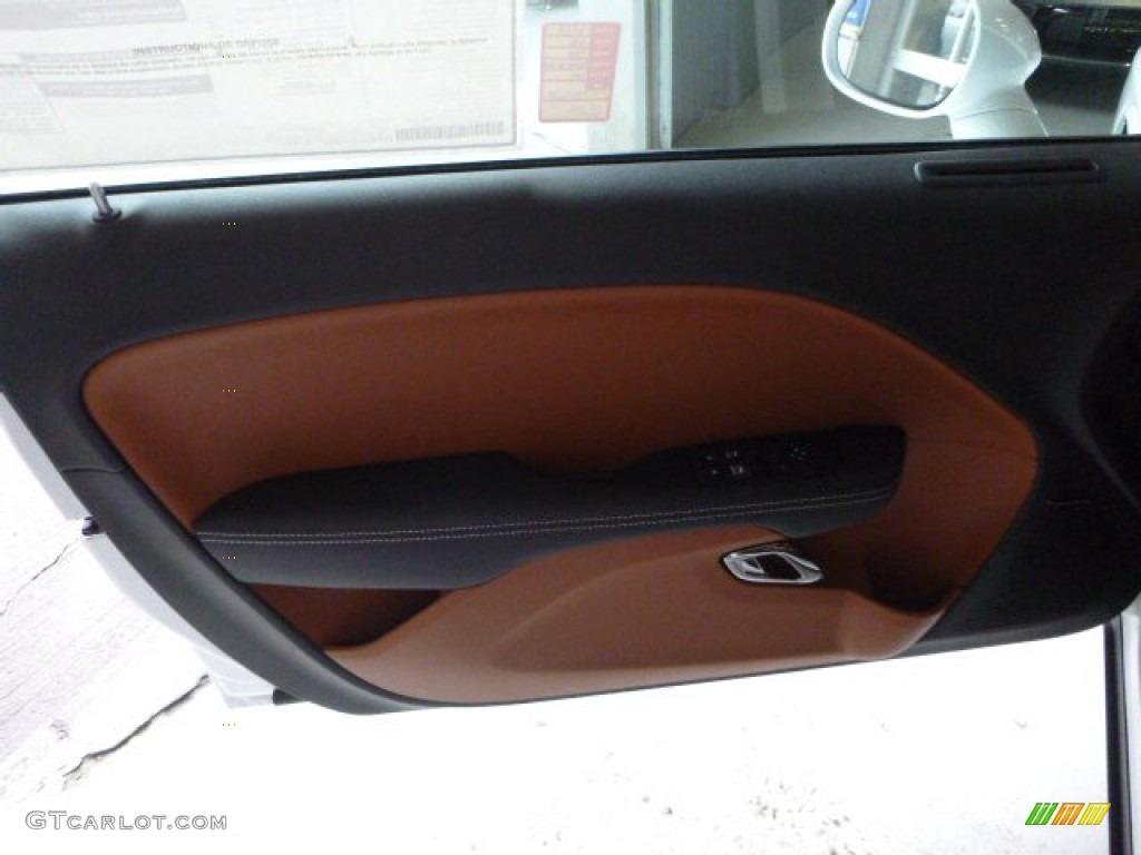 2016 Dodge Challenger SRT Hellcat Black/Sepia Door Panel Photo #109624082 & 2016 Dodge Challenger SRT Hellcat Black/Sepia Door Panel Photo ... pezcame.com