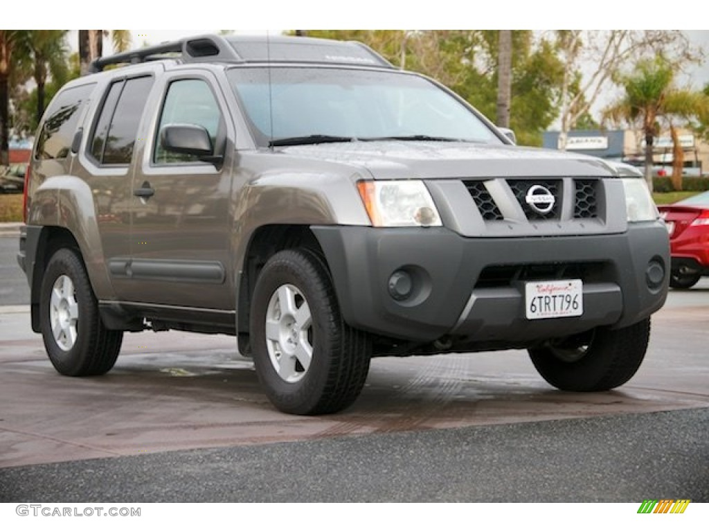 2005 granite metallic nissan xterra s 4x4 109582791. Black Bedroom Furniture Sets. Home Design Ideas