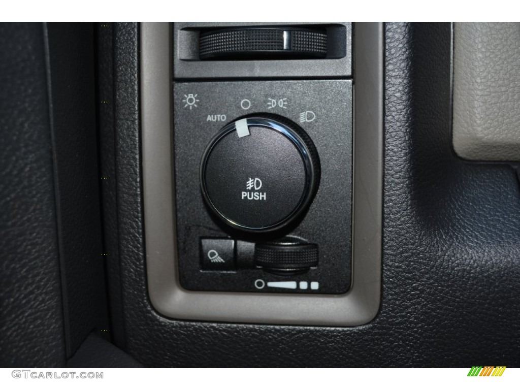 2012 Ram 1500 Express Crew Cab - Deep Molten Red Pearl / Dark Slate Gray/Medium Graystone photo #23