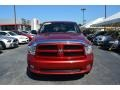2012 Deep Molten Red Pearl Dodge Ram 1500 Express Crew Cab  photo #25
