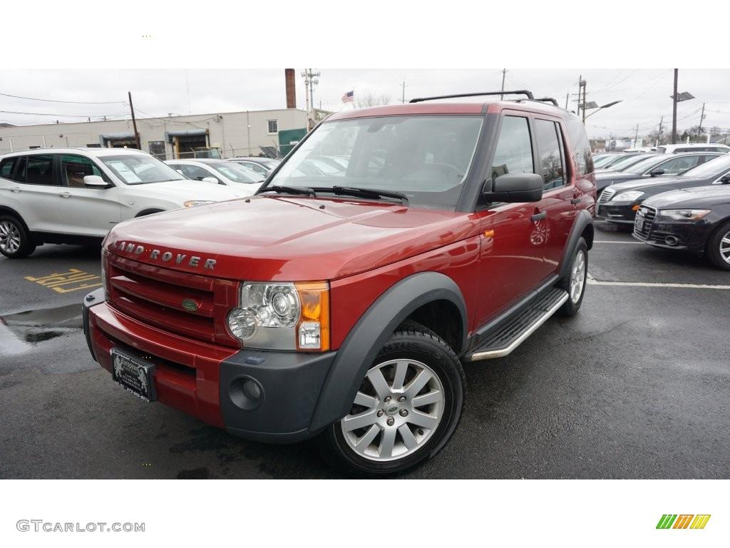 2006 alveston red metallic land rover lr3 v8 se 109636912 photo 40 car color. Black Bedroom Furniture Sets. Home Design Ideas