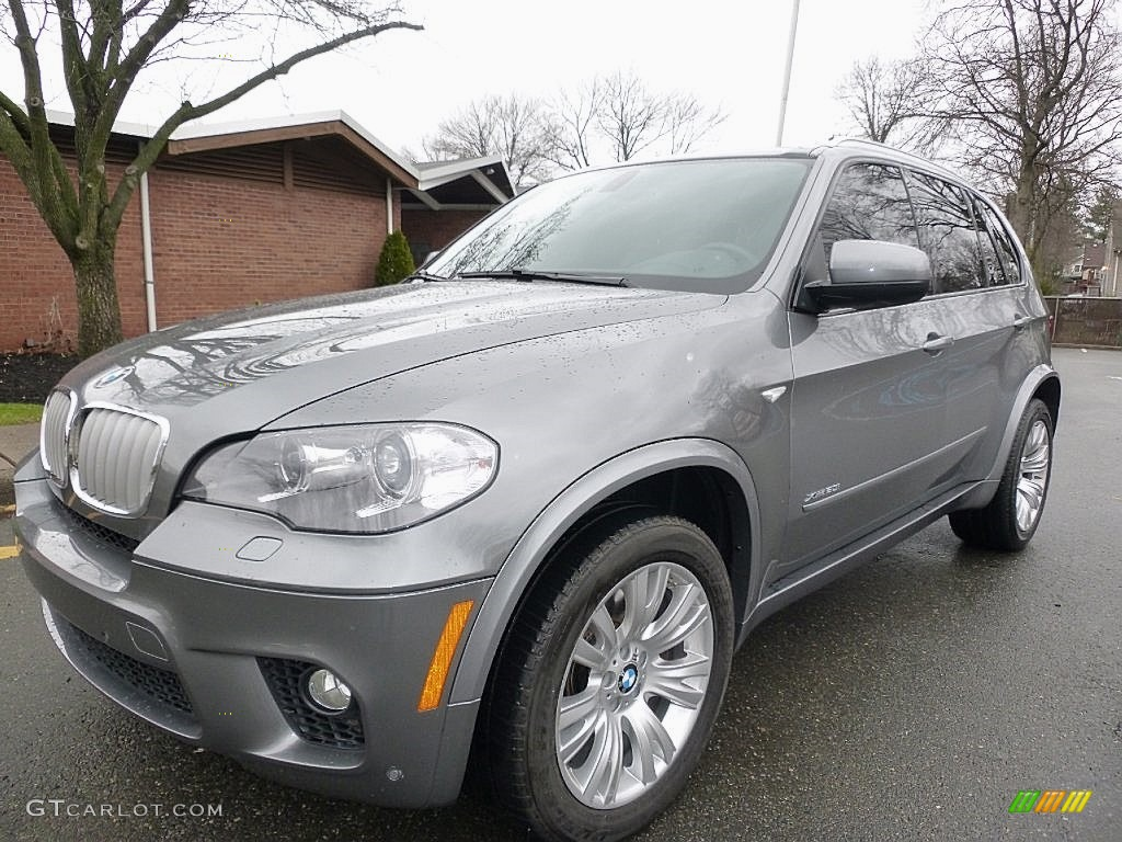space gray metallic 2012 bmw x5 xdrive50i exterior photo 109660926. Black Bedroom Furniture Sets. Home Design Ideas