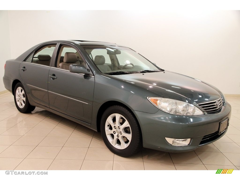 2006 aspen green pearl toyota camry xle v6 109665584. Black Bedroom Furniture Sets. Home Design Ideas