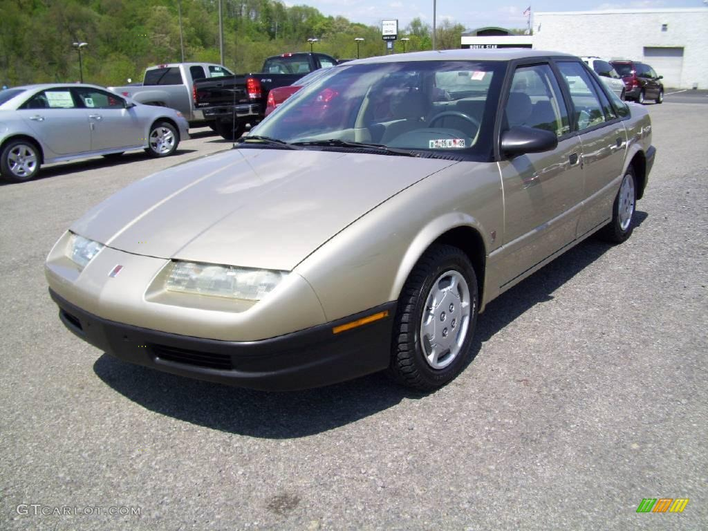 2001 Saturn Sl1 >> 1994 Gold Saturn S Series SL1 Sedan #10930040 Photo #6 ...