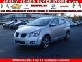 Liquid Platinum Metallic 2009 Pontiac Vibe Gallery