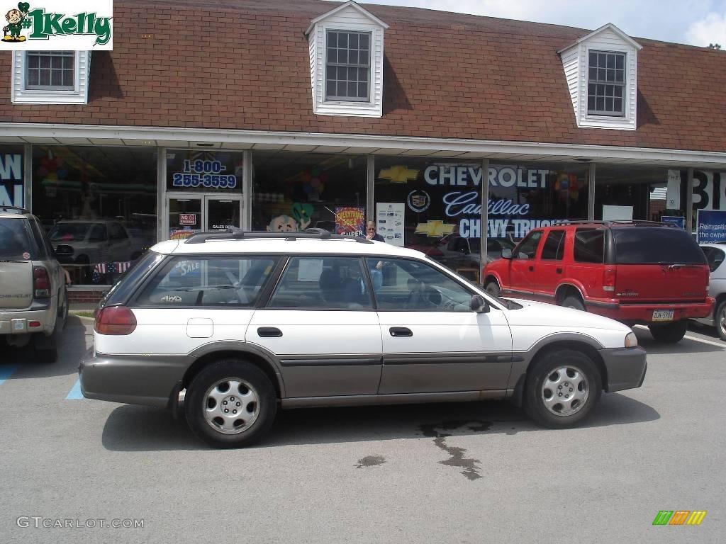 Subaru Legacy Outback Wagon
