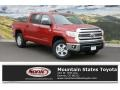 2016 Barcelona Red Metallic Toyota Tundra SR5 CrewMax 4x4  photo #1