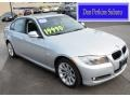 Titanium Silver Metallic 2011 BMW 3 Series 328i xDrive Sedan