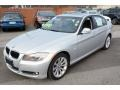 Titanium Silver Metallic - 3 Series 328i xDrive Sedan Photo No. 3