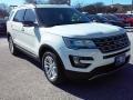 2016 Oxford White Ford Explorer XLT  photo #3