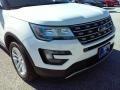 2016 Oxford White Ford Explorer XLT  photo #4