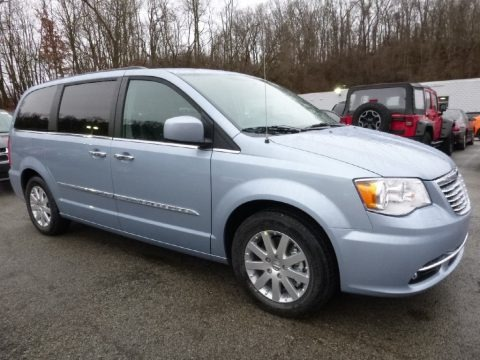 2016 Chrysler Town & Country Touring Data, Info and Specs