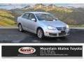 2010 Reflex Silver Metallic Volkswagen Jetta Limited Edition Sedan #109723785