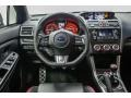 Carbon Black Dashboard Photo for 2015 Subaru WRX #109751485