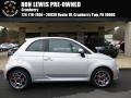 Argento (Silver) 2013 Fiat 500 Sport