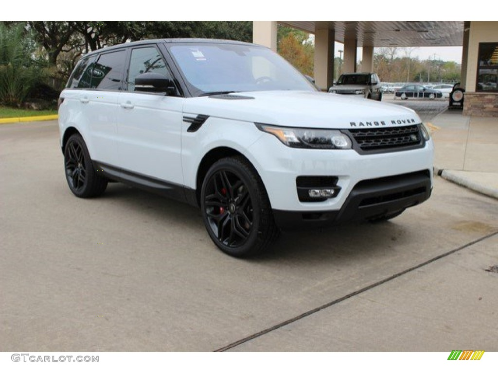 2016 yulong white metallic land rover range rover sport supercharged 109757011. Black Bedroom Furniture Sets. Home Design Ideas