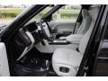 Ebony/Cirrus Interior Photo for 2016 Land Rover Range Rover #109797773