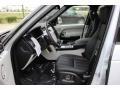 Ebony/Cirrus Interior Photo for 2016 Land Rover Range Rover #109799313