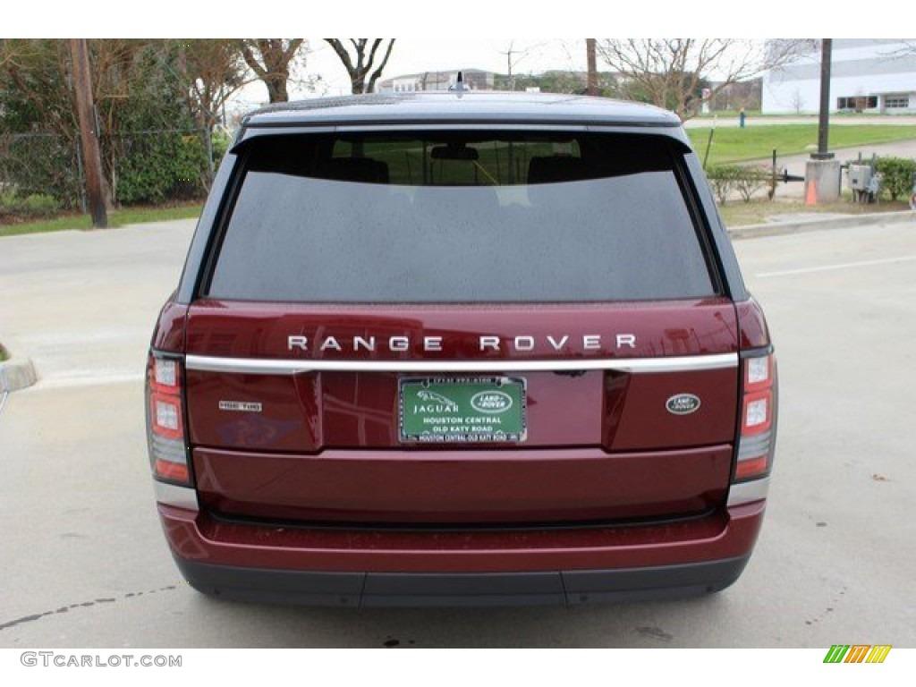 montalcino red range rover